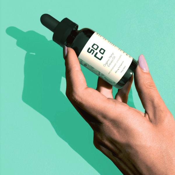 SoCo 450mg CBD Oil: Mint | Rosemary | Lemongrass