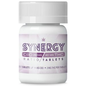 SYNERGY Ratio Tablets
